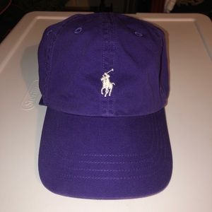 Polo by Ralph Lauren strap back hat